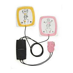 Coppia Elettrodi Pediatrici per Defibrillatore Physio Control Lifepak 1000