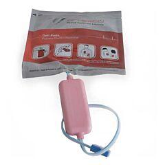 Coppia di Elettrodi Pediatrici per Defibrillatore Progetti Rescue 230
