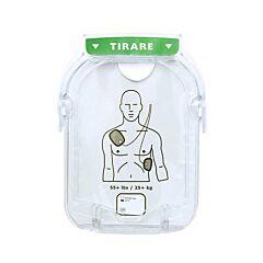 Coppia di Elettrodi per Defibrillatore Philips Heartstart HS1