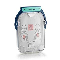 Coppia di Elettrodi Pediatrici per Defibrillatore Philips Heartstart HS1