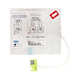 Coppia di Elettrodi Pediatrici Pedi-Padz II per Defibrillatore Zoll AED Pro
