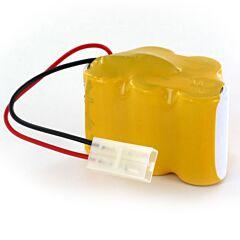 Batteria Compatibile per Luci di Emergenza Legrand 608-92