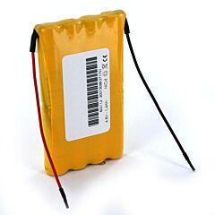 Batteria Compatibile Saft 802113 4 VRE AA L 700-2 per Luci di Emergenza