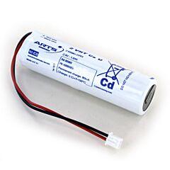Batteria Saft 805809 2 VNT Cs U per Luci di Emergenza Ura 117319