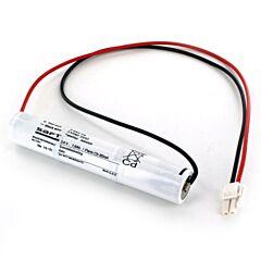Batteria Compatibile per Luci di Emergenza OVA58983