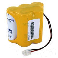 Batteria Compatibile per Luci di Emergenza OVA51020E