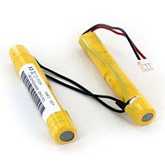 Batteria Compatibile per Luci di Emergenza OVA38459