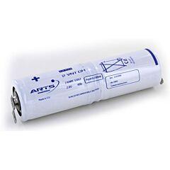 Batteria Saft 13199 2 VNT D per Luci di Emergenza