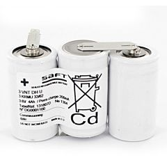 Batteria Originale 3VTD-CC Clip baby Saft