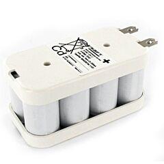 Batteria Saft 805433 8 VNT DH U per Luci di Emergenza