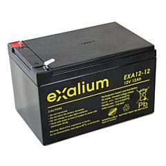 Batteria Exalium al Piombo - 12 V 12 Ah