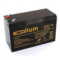 Batteria Exalium al Piombo - 12 V 7 Ah