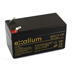 Batteria Exalium al Piombo - 12 V 1.2 Ah T