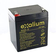 Batteria Exalium al Piombo - 12 V 5 Ah