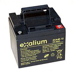 Batteria Exalium al Piombo - 12 V 40 Ah