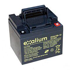Batteria Exalium al Piombo - 12 V 50 Ah