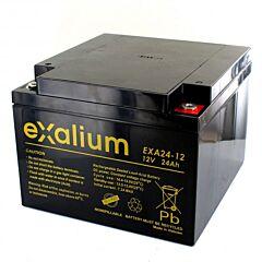 Batteria Exalium al Piombo - 12 V 24 Ah