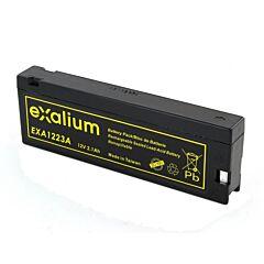 Batteria Exalium al Piombo - 12 V 2.1 Ah