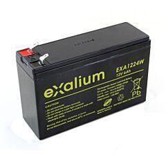Batteria Exalium al Piombo - 12 V 6 Ah W
