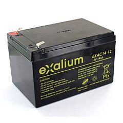 Batteria Exalium al Piombo - 12 V 12 Ah FR