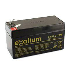 Batteria Exalium al Piombo - 12 V 1.2 Ah FR