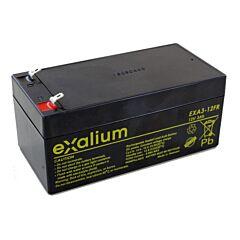 Batteria Exalium al Piombo - 12 V 3 Ah FR