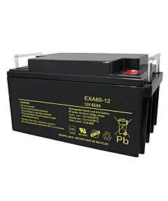 Batteria Exalium al Piombo - 12 V 65 Ah