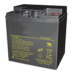 Batteria Exalium al Piombo - 12 V 30 Ah FR