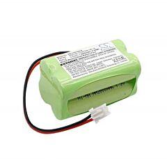 Batteria Compatibile per Allarme Lithonia D-AA650BX4