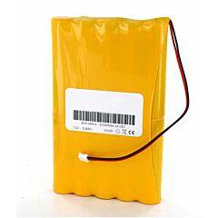 Batteria Compatibile per Centrale Allarme Hager BATNIMH4