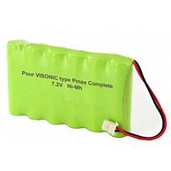 Batteria Compatibile per Allarme VISONIC Powermax Complete 103-301179