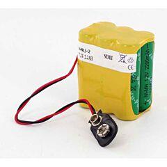 Batteria Compatibile per Allarme VISONIC PowerMax Complete 0-9912-Q