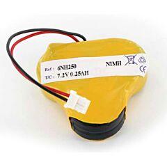 Batteria Compatibile per Sirena Allarme Cobra 8310