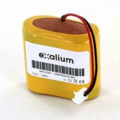 Batteria per Allarme Compatibile BATLI02