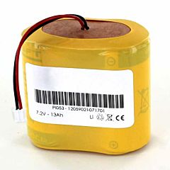 Batteria Compatibile per Allarme Radio Noxiane P40 Securix 40 PI053
