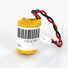 Batteria Compatibile per Data Logger Testo 175-T3, 175-H1/H2, 175-S1/S2