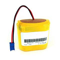 Batteria con Connettore Compatibile per Allarme Radio Cedi