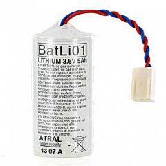Batteria per Allarme Originale Daitem BATLI01