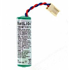 Batteria per Allarme Originale Daitem BATLI04