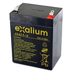 Batteria Exalium al Piombo - 12 V 2.9 Ah