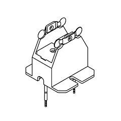 Bender + Wirth 996 - Portalampade GY16