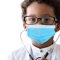 Mascherine Protettive Pediatriche Monouso - Confezione 50 pezzi