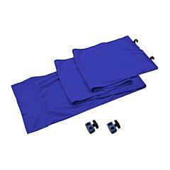 Lastolite - Kit collegamento sfondi panoramici da 2,3m Chroma Key Blu