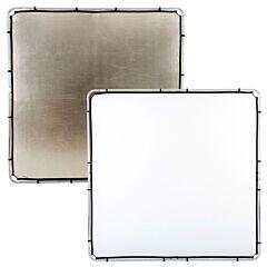 Lastolite - Tessuto per skylite 2mX2m sunfire e bianco