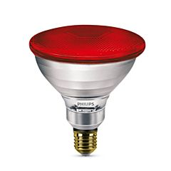 Philips - PAR38 IR 230V 175W E27 Red
