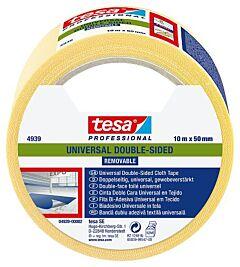 Nastro Tesa 4939 - 10mt X 50mm bianco biadesivo