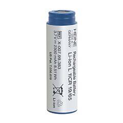 HEINE BATTERIA RICARICABILE 3,5V LI-ION L per manico laringoscopio Standard F.O.4 NT