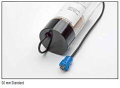 Lampada Catodo Cavo 3 Elementi - Molibdeno + Cromio + Rame - 50 mm PerkinElmer Standard (uncoded), 9pin plug