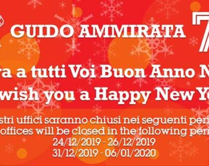 Buone Feste da Guido Ammirata!