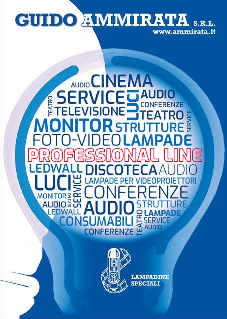 Ammirata Catalogo Professional Line 2020